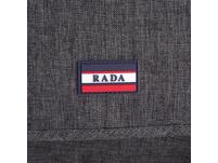 "Rada Laptoptasche CT/2/L 16"" grey sports"