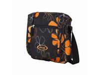 "Let's Go Laptoptasche 10"" orange floral"