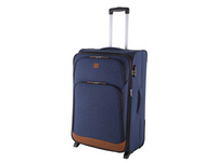 Rada Reisetrolley Rainbow T1/75 cm blue 2 tone cognac