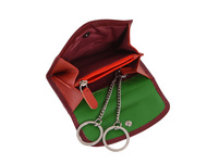 Rada Schlüsseletui D/30 rot/multicolor