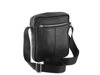 Sattlers & Co. Umhängetasche Oktan The American Cross Bag M schwarz