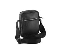 Sattlers & Co. Umhängetasche Olgeir The American Cross Bag S schwarz