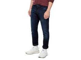 Regular Fit: Straight Leg-Jeans - Denim