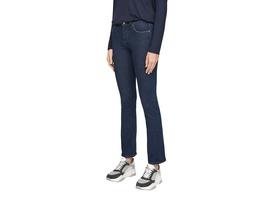 Slim Fit: Jeans mit Bootcut leg - Denim