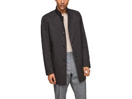 Mantel mit Stehkragen - Mantel