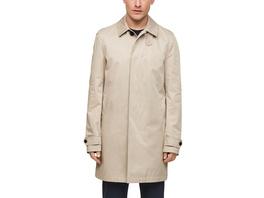 Mantel mit herausnehmbarem Futter - Twill-Mantel