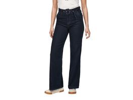 Regular Fit: Wide leg-Jeans - Stretchjeans