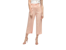 Regular Fit: Bügelfalten-Culotte - Wide-Leg-Culotte