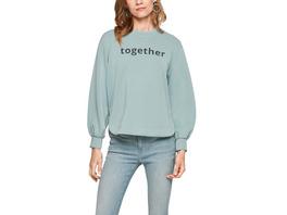 Sweatshirt mit Schrift-Artwork - Sweatshirt