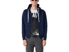 Jacke aus Felpa - Sweat-Jacke