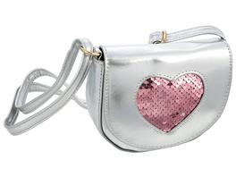 Kinder Tasche - Metallic Love