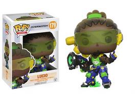 Overwatch - POP! Vinyl-Figur Lucio