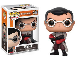 Team Fortress 2 - POP!-Vinyl Figur Medic