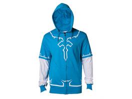 The Legend of Zelda - Hoodie Link's Outfit (Größe L)