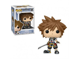 Kingdom Hearts - POP!-Vinyl Figur Sora