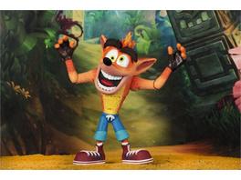 Crash Bandicoot - Aktionfigur Aku Aku Maske