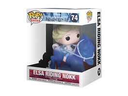 Die Eiskönigin 2 - POP!-Vinyl Figur Elsa auf Nokk