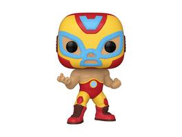 Marvel - POP!Vinyl - Figur Luchadore Iron Man