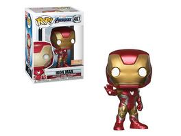 Marvel Avengers - POP!-Vinyl Figur Iron Man