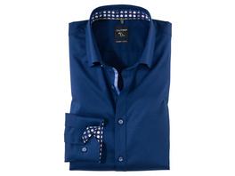 OLYMP No. Six Hemd, super slim, Under-Button-down