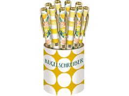 Kugelschreiber - All about yellow