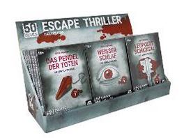 Game Factory - 50 Clues - Das Pendel der Toten