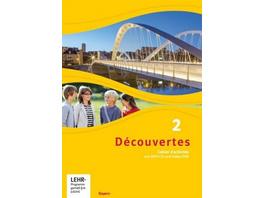 Découvertes 2. Cahier d activités mit MP3-CD und V