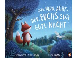 Zehn, neun, acht - der Fuchs sagt gute Nacht