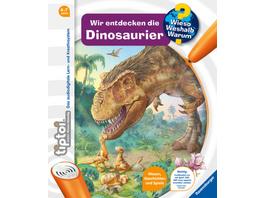 tiptoi  Wir entdecken die Dinosaurier