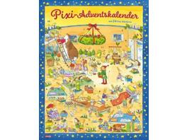 Pixi Adventskalender 2020