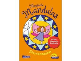 Magische Mandalas: Sternenzauber