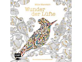 Millie Marotta s Wunder der Lüfte - Die schönsten