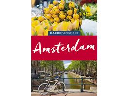 Baedeker SMART Reiseführer Amsterdam