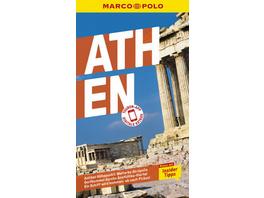 MARCO POLO Reiseführer Athen