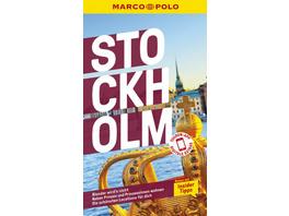 MARCO POLO Reiseführer Stockholm