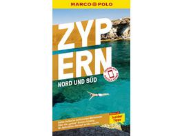 MARCO POLO Reiseführer Zypern, Nord und Süd