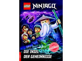 LEGO  NINJAGO  - Die Insel der Geheimnisse