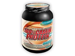 IronMaxx 100% Casein Protein 750g-Erdbeere