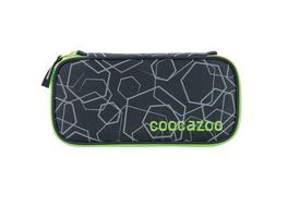 coocazoo Schlampermäppchen PencilDenzel laserreflect solar-green