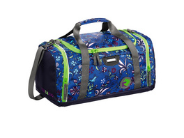coocazoo Sporttasche SporterPorter 20l Find The Bird Blue