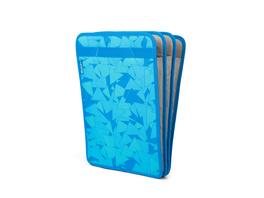 Satch Heftbox TripleFlex Blau