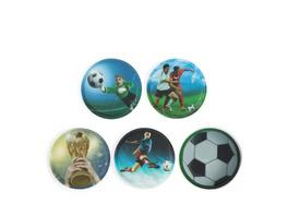 Ergobag Klettie-Set 5tlg. Fußball