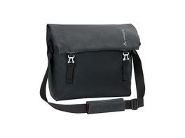 Vaude Messenger Bag Augsburg III M Fahrradtasche phantom black