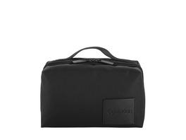 Calvin Klein Kulturbeutel Split Washbag schwarz