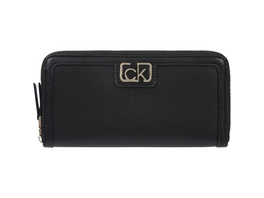 Calvin Klein Querbörse Damen Z/A Wallet LG black