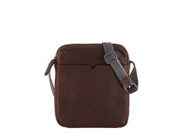 Strellson Umhängetasche Bond Street Shoulderbag XSVZ dark brown