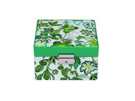 Windrose Schmuckdose Blossom türkis Limited Edition