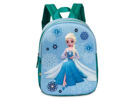 Fabrizio Kinder Rucksack Frozen Elsa hellblau