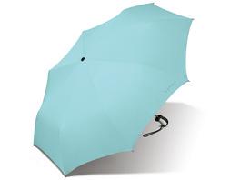 Esprit Taschenschirm Easymatic 3-sec. Light aqua sky