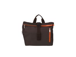 Bree Messenger Bag Punch 722 mocca